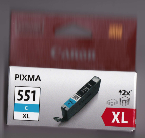 canon pixma XL ink cartridges with twice the ink