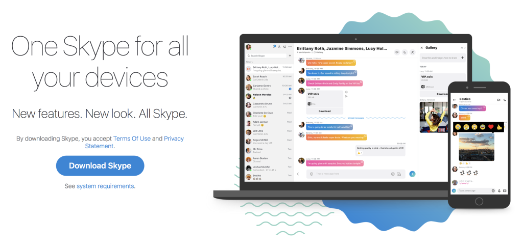 new skype sucks - change back to Skype 7