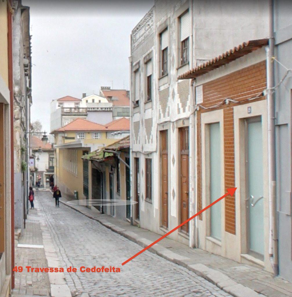 49 Travessa de Cedofeita streetview
